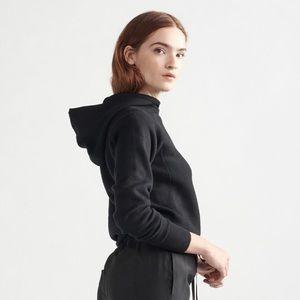 thakoon fleece hoodie